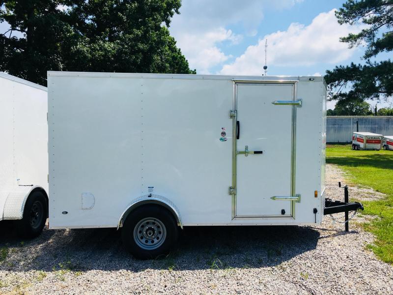 2018 Continental Cargo NS612SA Enclosed Cargo Trailer