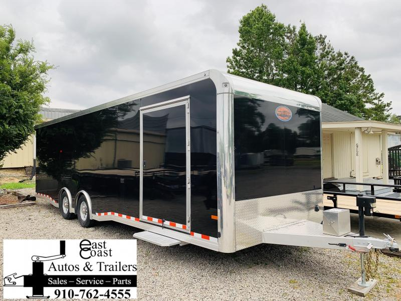 2019 Sundowner Trailers 28RCS Car / Racing Trailer