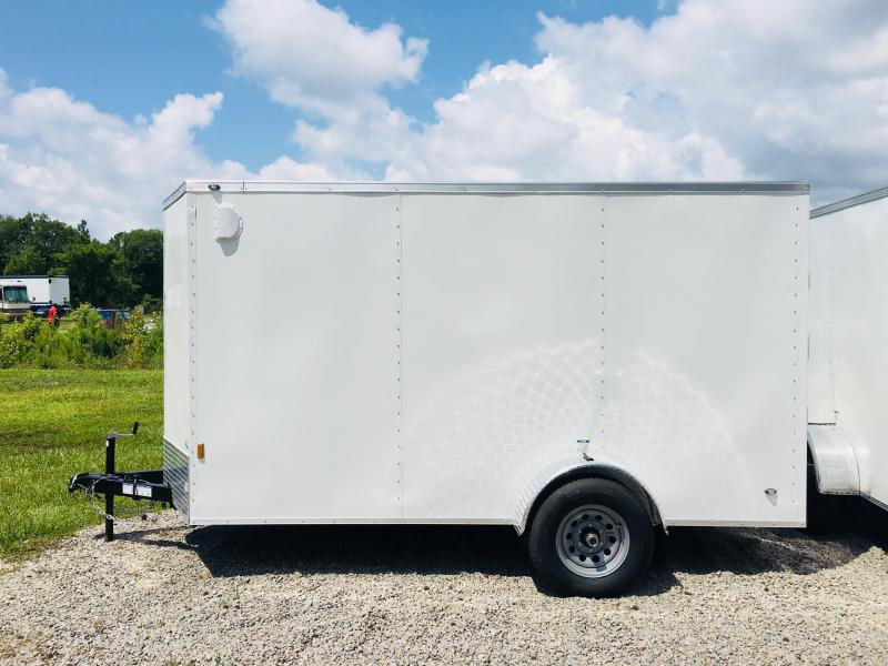 2018 Continental Cargo NS612SA Enclosed Cargo Trailer