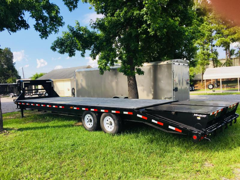 2019 PJ Trailers FD302 Flatbed Trailer