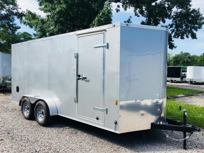 2018 Continental Cargo NS716TA2 Enclosed Cargo Trailer