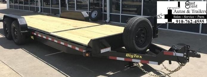 2019 Big Tex 14TL - 20' HD 3/4 Tilt Trailer
