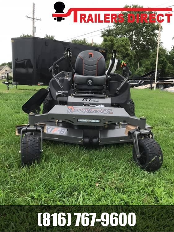 2019 Spartan SRT-XD Lawn