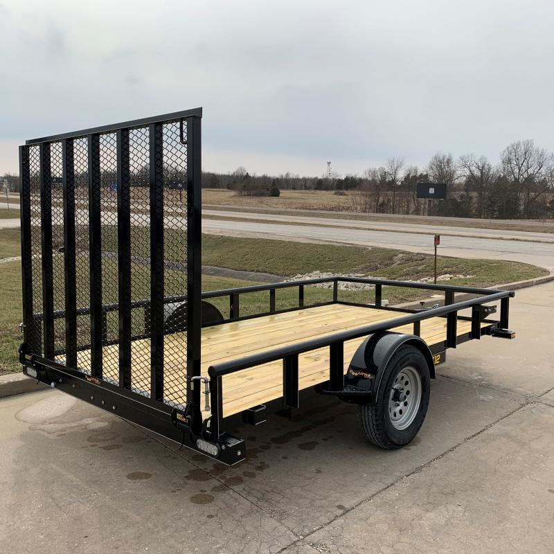 2019 Doolittle Trailer Mfg 77 X 12 RALLY SPORT Utility Trailer
