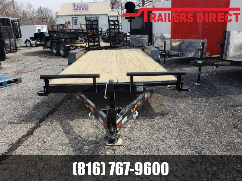 2019 Doolittle Trailer Mfg 84 x 20 Equipment Trailer