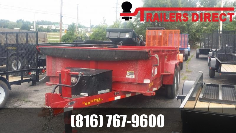RENTAL TRAILER FROM TRAILERS DIRECT OF KC STARTING AS LOW AS $125.00 A DAY2018 Doolittle Trailer Mfg 82 x 14 Dump Trailer in Ashburn, VA
