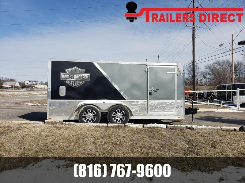 2019 DooLitttle Trailers 7 x 14 Enclosed Cargo Trailer