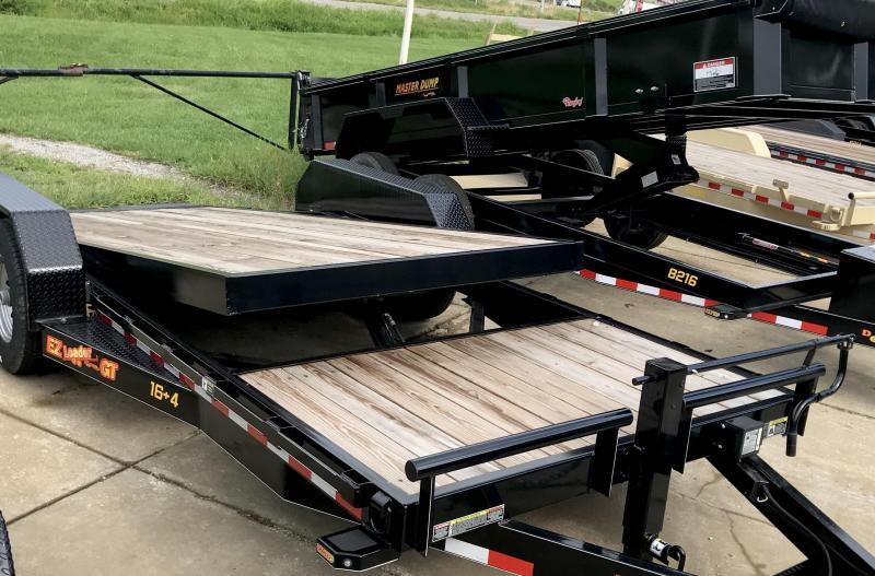 2019 Doolittle Trailer Mfg 82 x 20 EZ LOADER Equipment Trailer