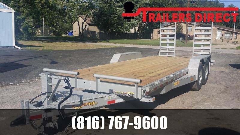 2019 Doolittle Trailer Mfg 82 X 20 Equipment Trailer in Ashburn, VA
