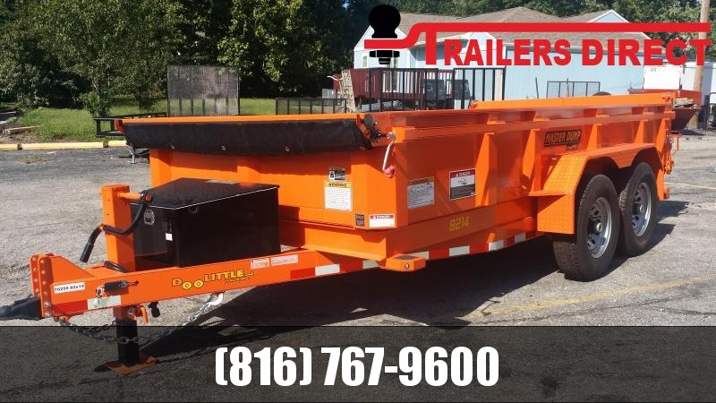 2019 Doolittle Trailer Mfg 82 X 14 Dump Trailer in Ashburn, VA