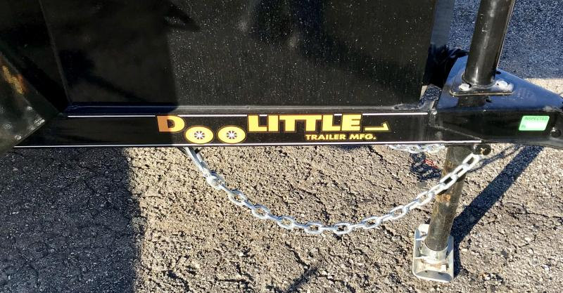 2020 Doolittle Trailer Mfg 60 X 10 SS Utility Trailer