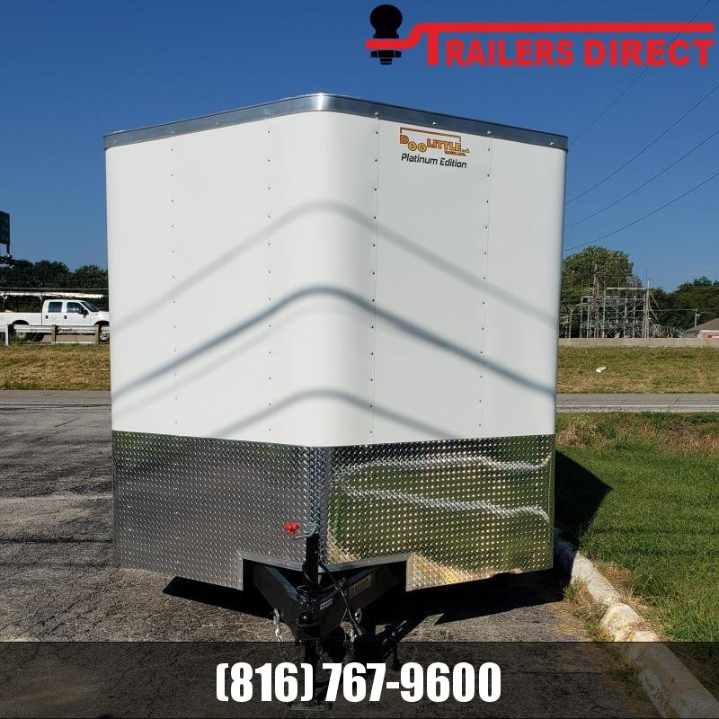 2020 Doolittle Trailer Mfg 8.5 X 24 Enclosed Cargo Trailer