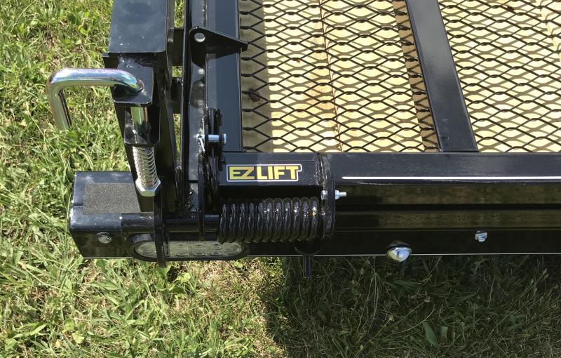 2020 Doolittle Trailer Mfg 77 X 16 RS Utility Trailer