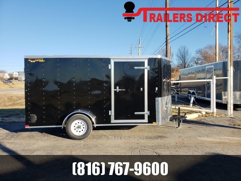 2019 Doolittle Trailer Mfg 6 X 12 Enclosed Cargo Trailer