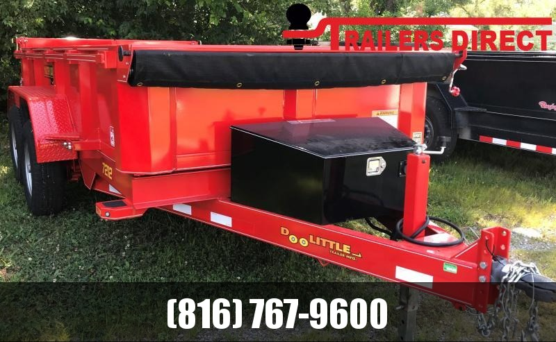 RENTAL TRAILER FROM TRAILERS DIRECT OF KC Starting As Low As