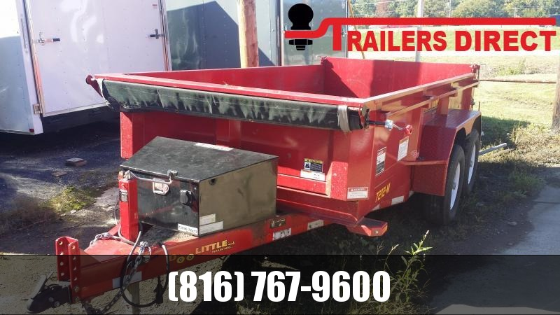 RENTAL TRAILER FROM TRAILERS DIRECT OF KC Starting As Low As $75 A Day