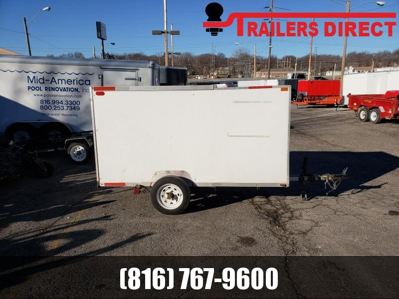 2005 Other 4 X 8 Motorcycle Trailer