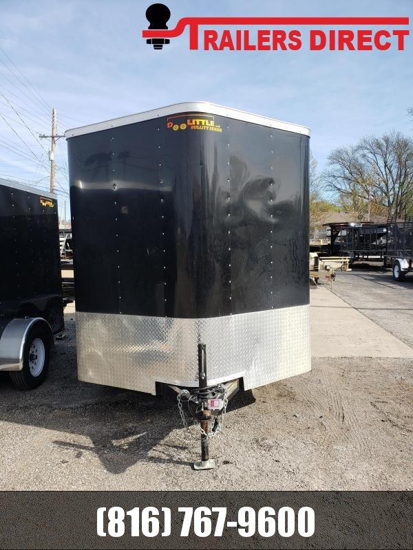 2017 Doolittle Trailer Mfg 7 x 14 Enclosed Cargo Trailer