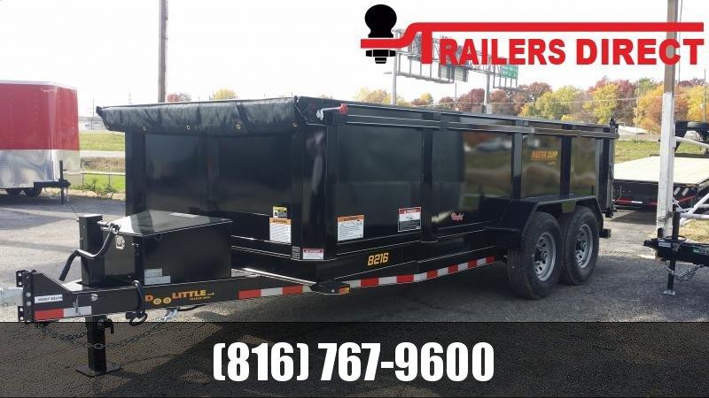 2019 Doolittle Trailer Mfg 82 x 16 Dump Trailer in Ashburn, VA