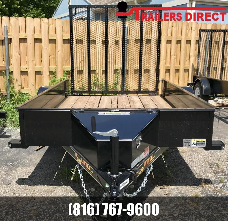 2019 Doolittle Trailer Mfg 66 X 10 Doolittle SS Utility Utility Trailer
