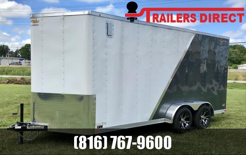 2020 Doolittle Trailer Mfg 7 X 16 Platinum Edition Enclosed Cargo Trailer