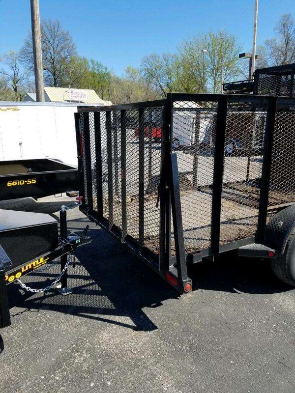 2014 Other 77 X 12 Utility Trailer