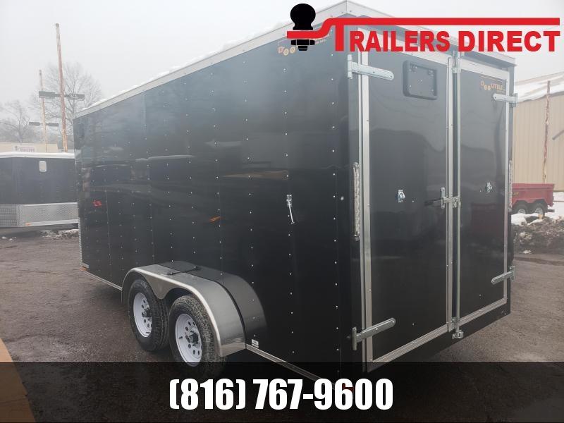2019 Doolittle Trailer Mfg 7 X 16 Enclosed Cargo Trailer