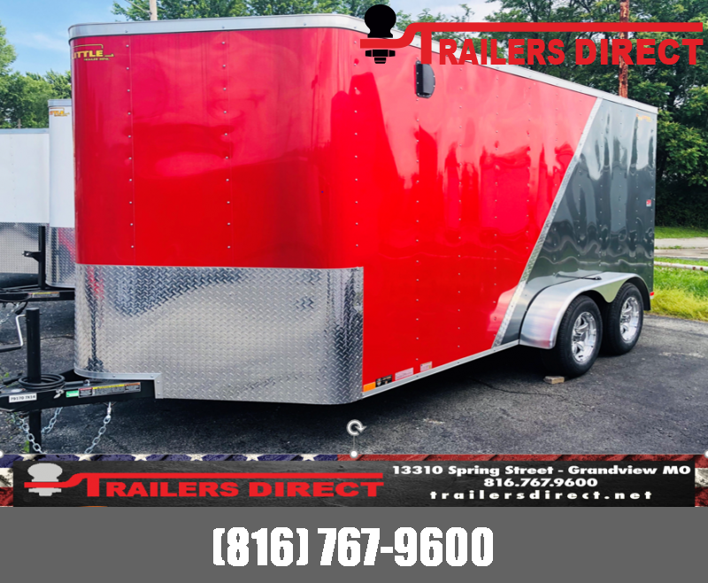 2019 Doolittle Trailer Mfg 7 X 14 CARGO Enclosed Cargo Trailer
