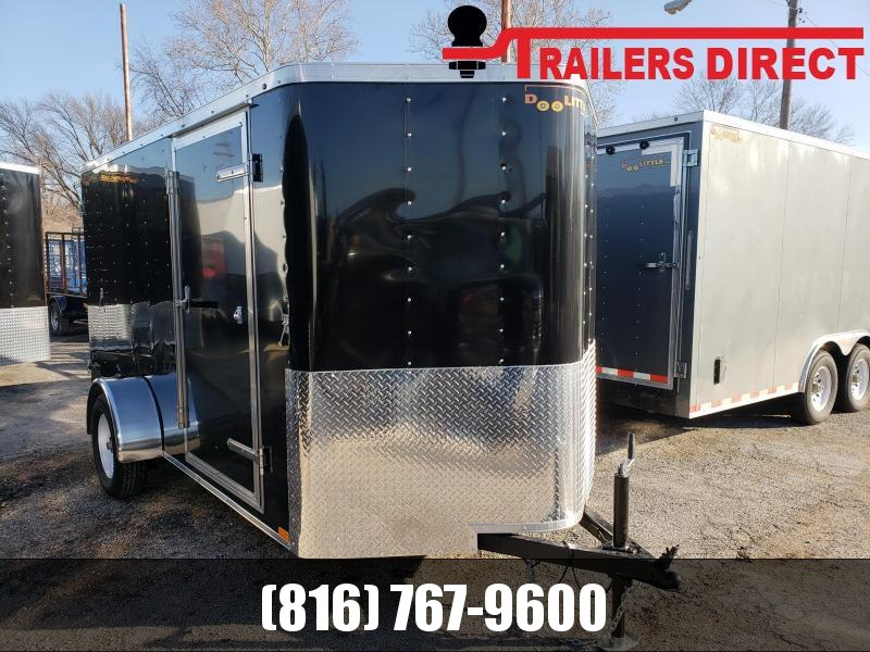 2019 Doolittle Trailer Mfg 6 X 12 Enclosed Cargo Trailer