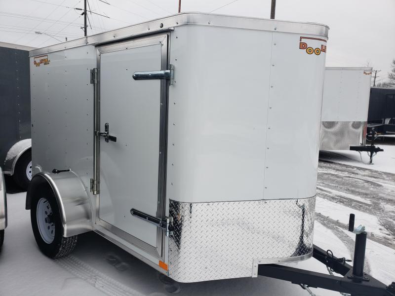 2019 Doolittle Trailer Mfg 5 x 8 Enclosed Cargo Trailer