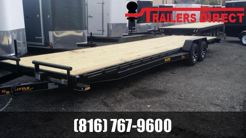 2019 Doolittle Trailer Mfg 84 x 28 XT DECKOVER Equipment Trailer