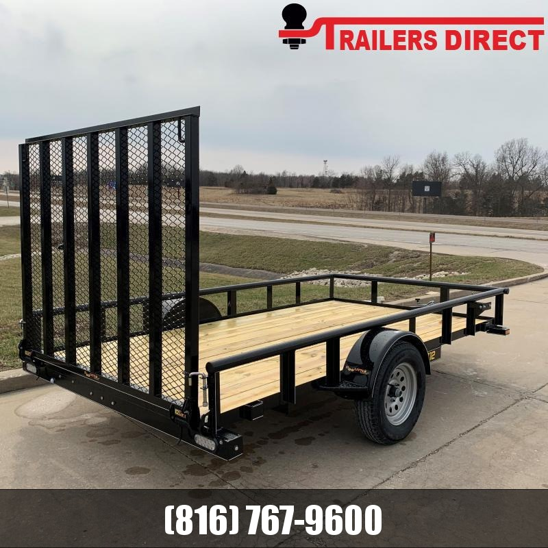 2019 Doolittle Trailer Mfg 77 X 12 RS Utility Trailer
