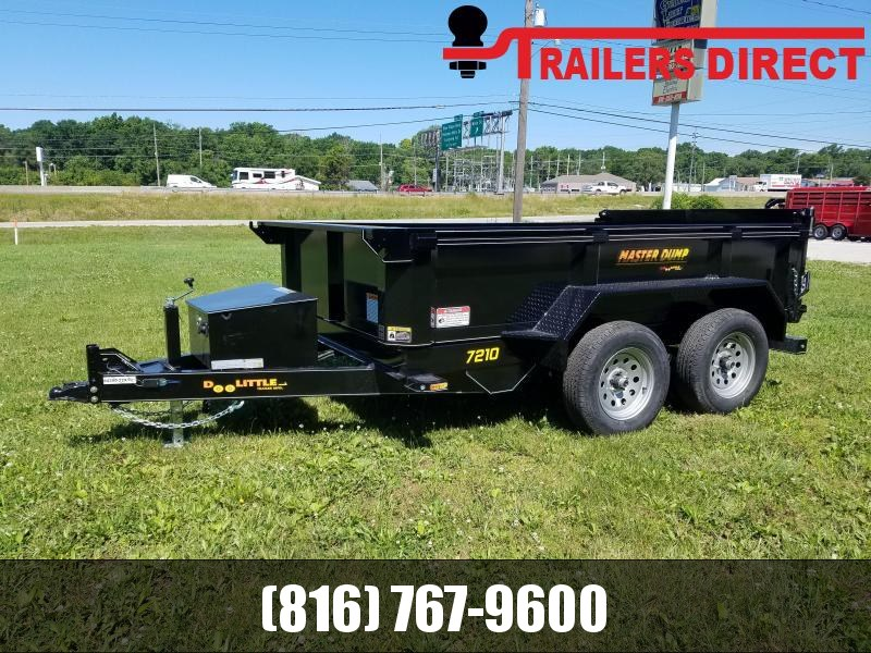 2019 Doolittle Trailer Mfg DOOLITTLE Dump Trailer