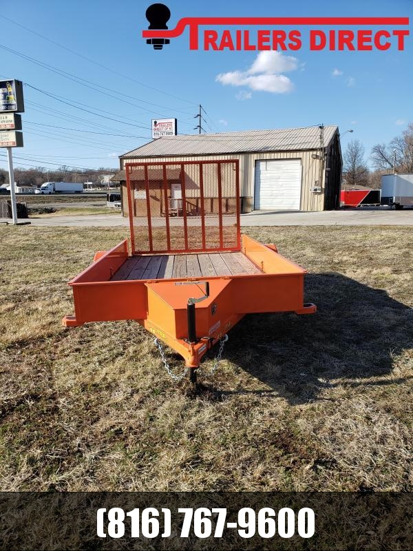 2018 Doolittle Trailer Mfg 77 x 12 Utility Trailer in Ashburn, VA