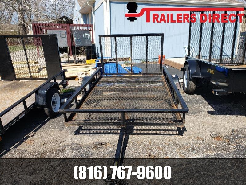2009 Other 60 X 8 Utility Trailer in Ashburn, VA