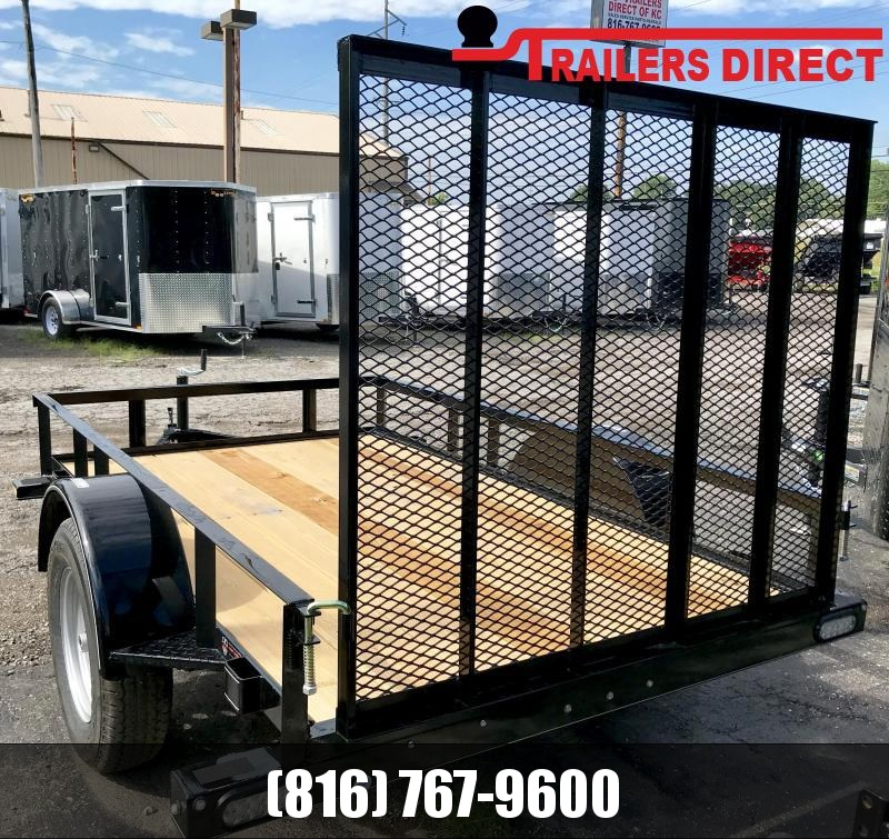2020 Doolittle Trailer Mfg 66 X 8 RS Utility Trailer