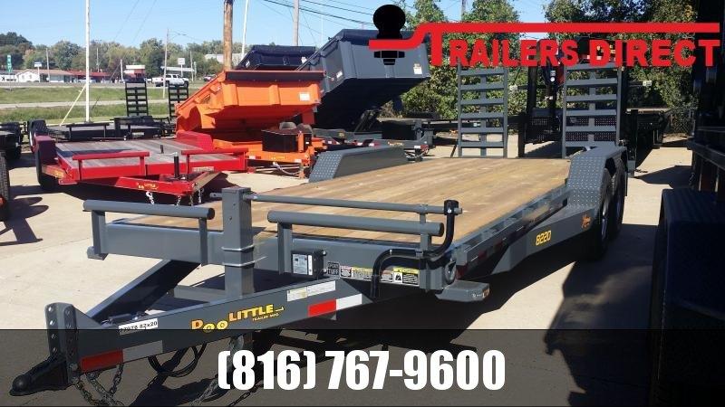 2019 Doolittle Trailer Mfg 82 X 20 XT Equipment Trailer in Ashburn, VA