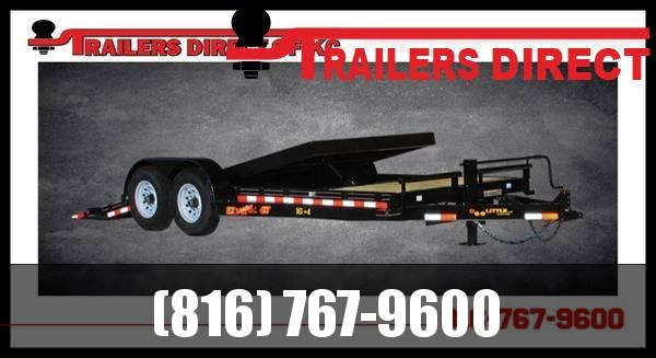 2019 DooLitttle Trailers GT Equipment Trailer