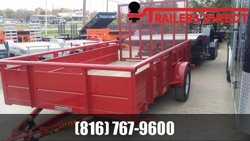 RENTAL TRAILER FROM Trailers Direct of KC Rental Starting As Low As $45 A Day  in Ashburn, VA