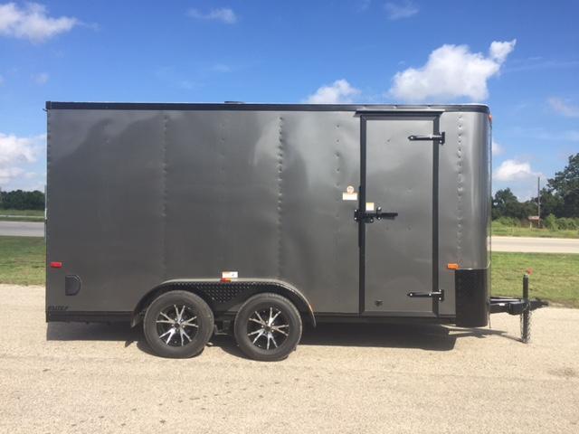2018 Cargo Craft 7X16 Enclosed Trailer