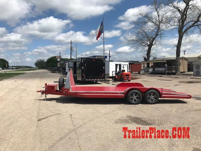 2018 East Texas 83X20 Dream Hauler 7K