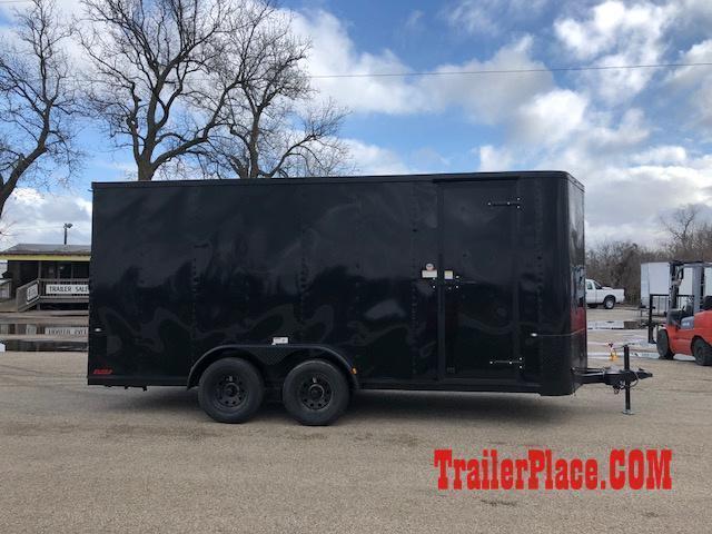 2018 Cargo Craft 7x18 Enclosed Cargo Trailer