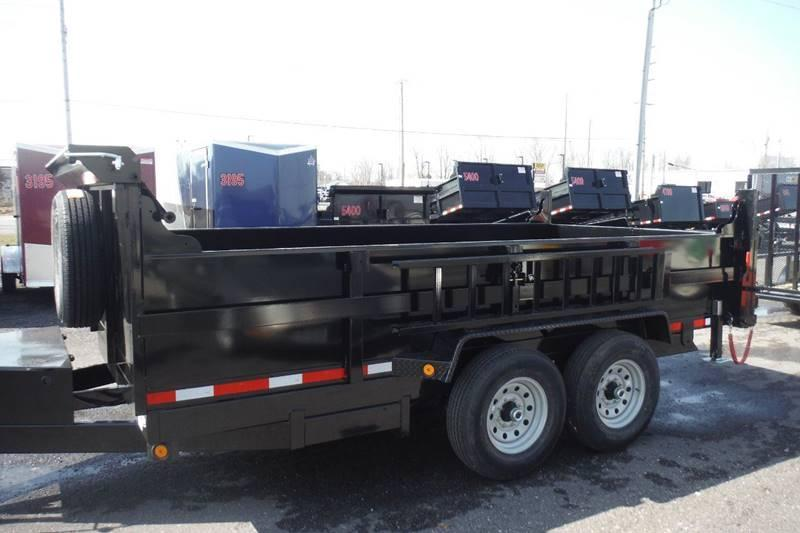 2019 Quality Steel  14 ft. 14K Dump Trailer in Ashburn, VA