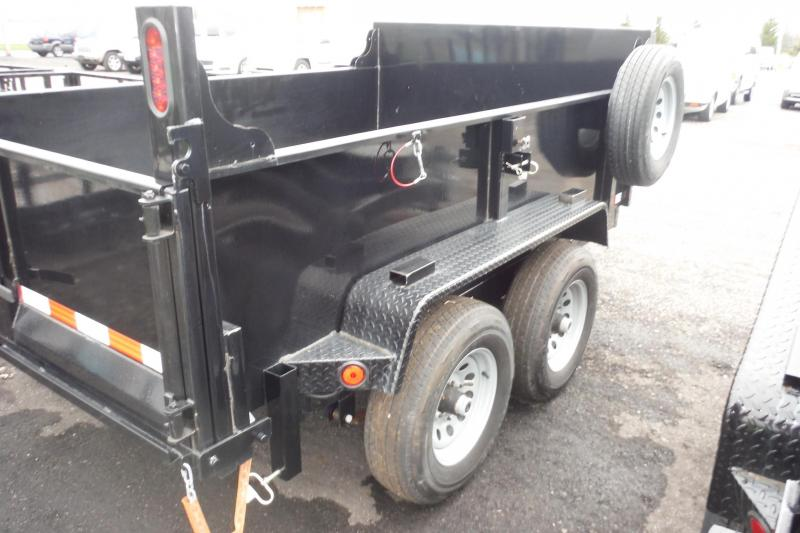 2019 Quality Steel and Aluminum 10 FT DUMP Dump Trailer in Ashburn, VA