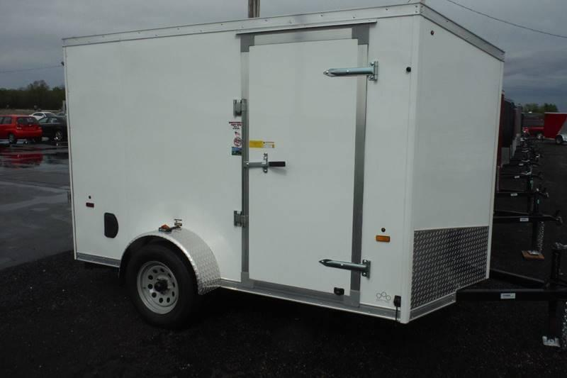 2018 Forest River 6 x 10 Enclosed Cargo Trailer