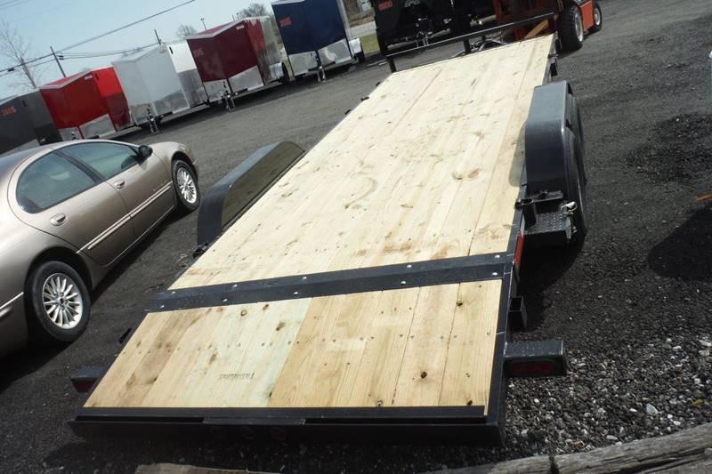 2019 Quality Steel  18 ft. Car Hauler in Ashburn, VA