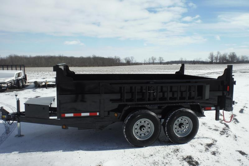 2020 Quality Steel and Aluminum 8312LP Dump Trailer in Ashburn, VA