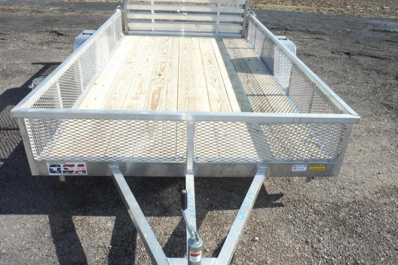 2020 Quality Steel and Aluminum 82X14 LANDSCAPE Utility Trailer in Ashburn, VA