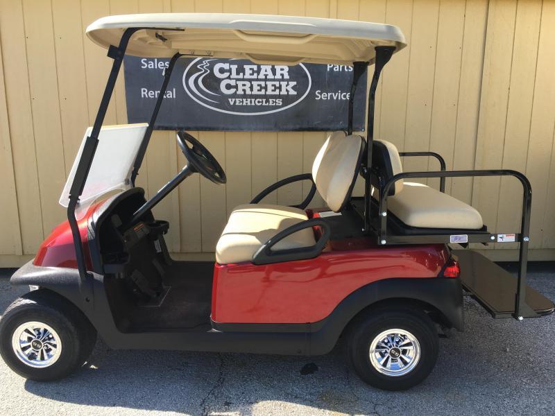 2014 Club Car Club Car Precedent Electric Golf Cart