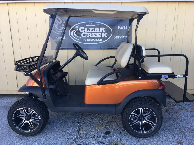 2014 Club Car Precedent Electric Golf Cart